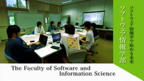The Faculty of Software and Infomation Science